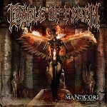 Cradle of Filth – The Manticore and Other Horrors