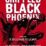 Crippled Black Phoenix, 5 Seconds to Leave