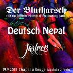 Der Blutharsch, Deutsch Nepal, Jastreb