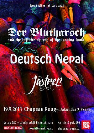 Der Blutharsch poster 2013