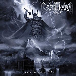 Graveland - Thunderbolts of the Gods