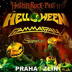 Helloween poster 2013