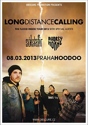 Long Distance Calling poster 2013