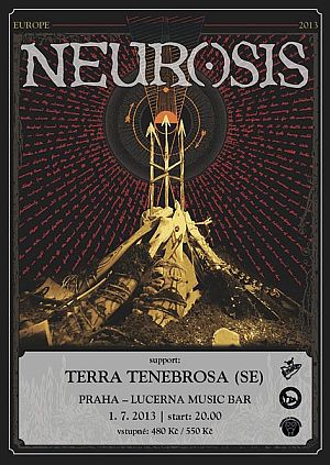 Neurosis poster 2013