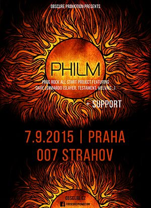 Philm poster 2015