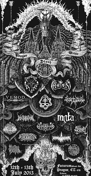 Prague Death Mass II poster