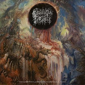 Prosanctus Inferi – Noctambulous Jaws Within Sempiternal Night