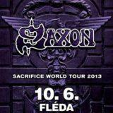 Saxon, AC Angry