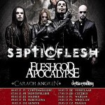 Septicflesh poster 2013