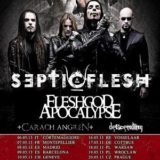Septicflesh, Fleshgod Apocalypse, Carach Angren