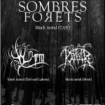 Sombres forêts poster 2013