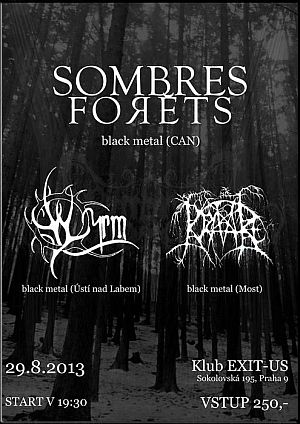 Sombres forêts, Wyrm, Kraake