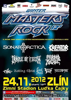 Winter Masters of Rock 2012