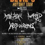 Podzimní Devil's Hot Shit Tour navštíví šest českých měst