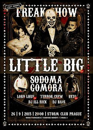 Little Big poster 2015
