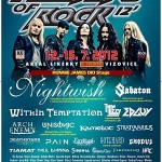 Masters of Rock 2012 (sobota)
