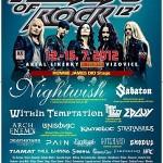 Masters of Rock 2012 (čtvrtek)