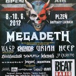 Metalfest Open Air 2012 (neděle)
