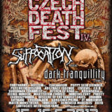 Metalgate Czech Death Fest IV (pátek)