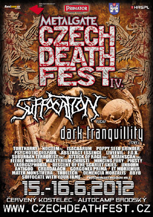 Metalgate Czech Death Fest IV