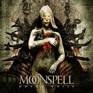 Moonspell - Ómega White