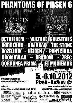 Phantoms of Pilsen 6 poster