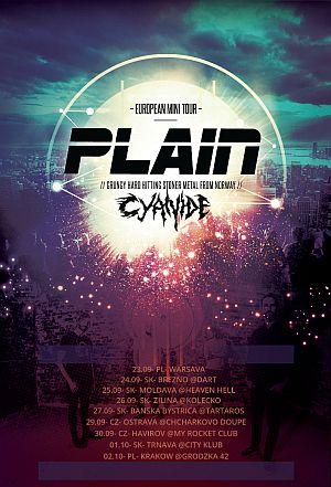 Plain, Cyanide