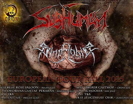 Subhuman, Sinphobia