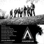 Norské kapely Scornful, Anagram a Juicer spojily síly a vyrážejí na československé turné