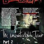 Black Bomb A (FR) tento čtvrtek v Praze