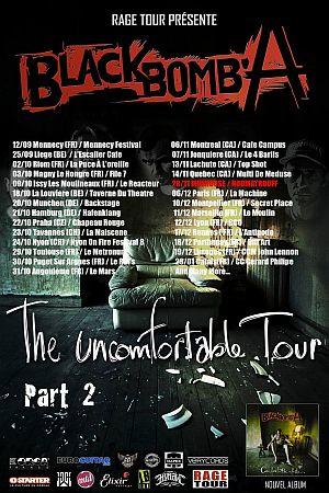 Black Bomb A poster 2015