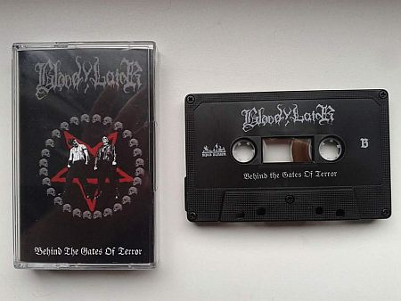 Bloody Lair - Behind the Gates of Terror