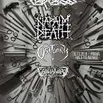 Carcass, Napalm Death, Obituary