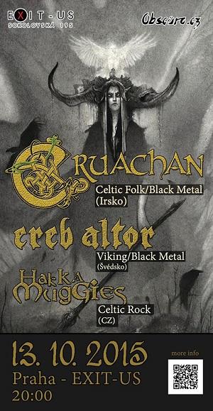 Cruachan, Ereb Altor