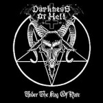 Darkness of Hell - Under the Flag of Hate