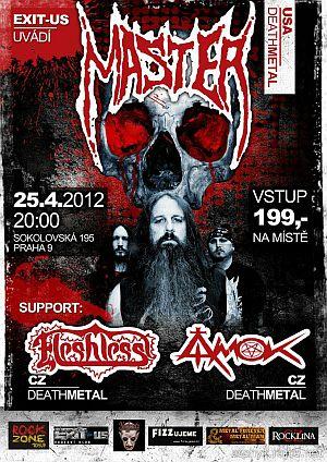 Master poster 2012