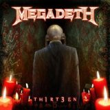 Megadeth – Th1rt3en