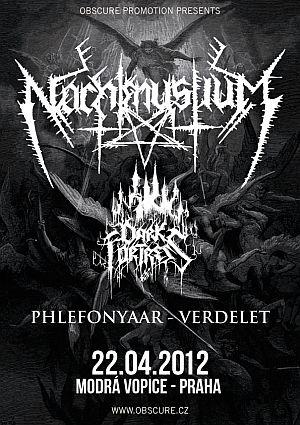 Nachtmystium poster 2012
