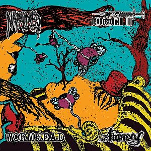 Paregorik / Ataraxy / Napalmed / Wormhead - split