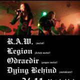 Calidad, R.A.W., Legion