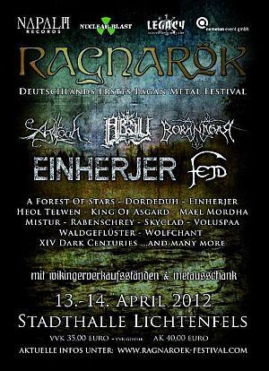 Ragnarök Festival 2012