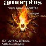 Amorphis, Orphaned Land, Ghost Brigade