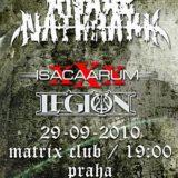 Anaal Nathrakh, Isacaarum, Legion