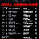 Annihilator, Sworn Amongst, Svölk