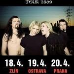 Apocalyptica poster 2009