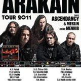 Arakain, Menhir, Ascendancy
