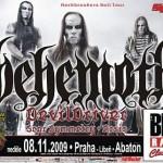 Behemoth, DevilDriver, Scar Symmetry