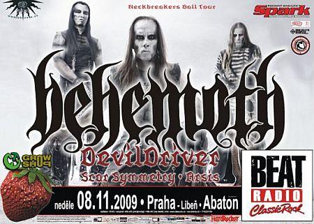 Behemoth poster 2009