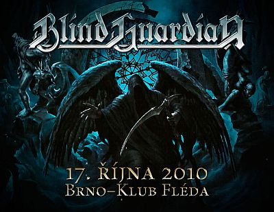 Blind Guardian poster 2010