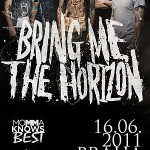 Bring Me the Horizon poster 2011